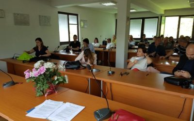 Prvi javni sastanak u Brezi
