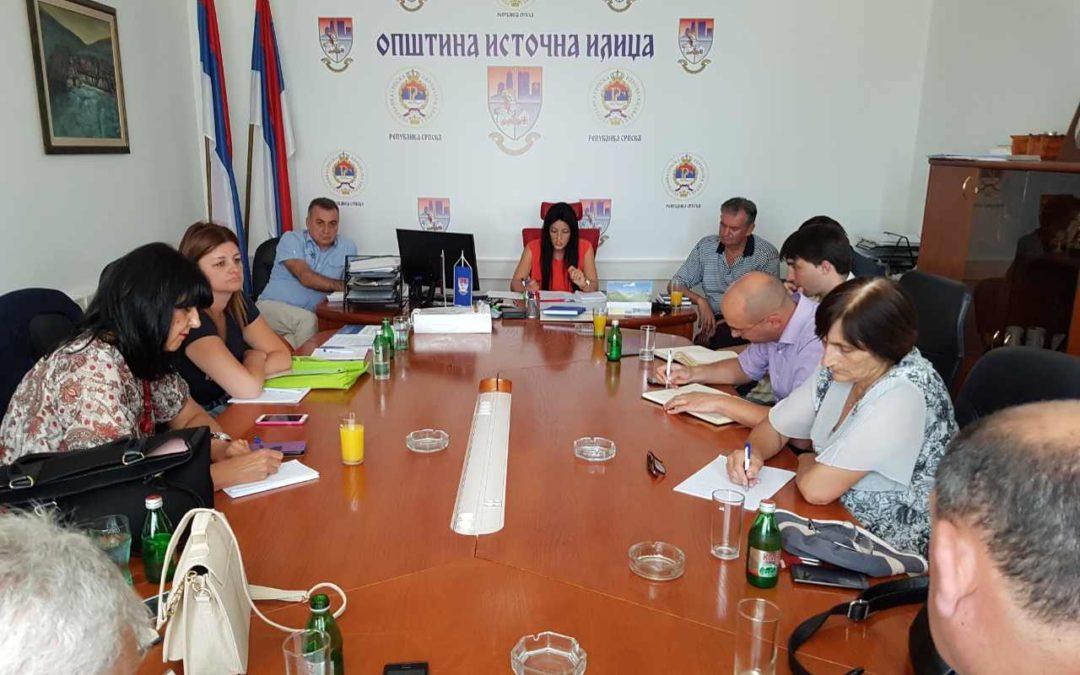 Prvi javni sastanak u opštini Istočna Ilidža