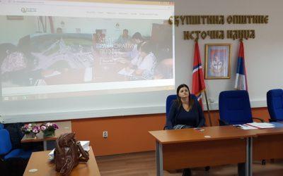 Predstavljanje projekata građana