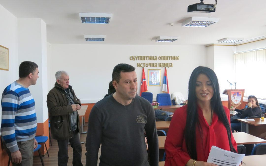 Glasanje u opštini Istočna Ilidža